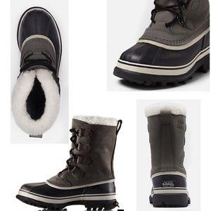 SOREL Caribou Waterproof NL1005 0051 Boots SZ 7